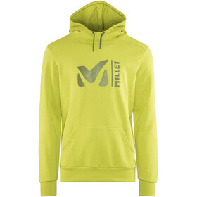 Millet Sweat Hoodie Men green moss